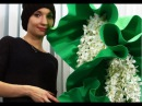 Большой цветок из фоамирана