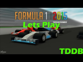 (LETS PLAY)=ROBLOX F1 2015!