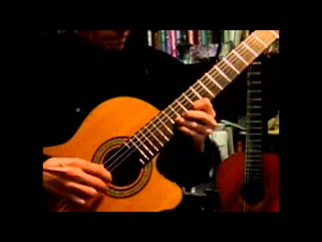 Нет тебя прекрасней (Антонов) - переложение для гитары