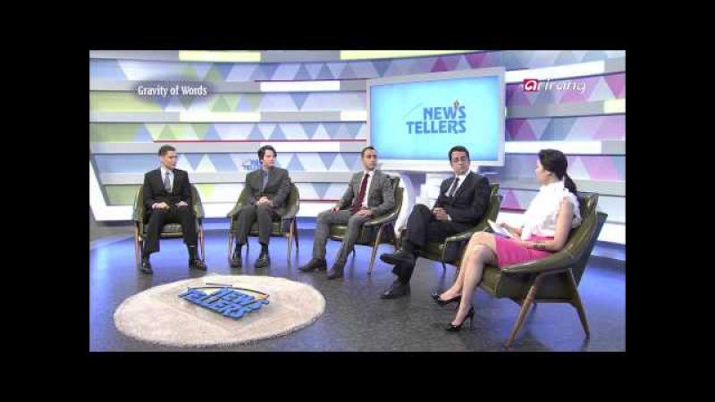 Newstellers Ep6 TMZ's video mocking a Korean singer's grasp of the English language