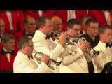 David Childs conducting Cory Band - Enter the Galaxies RAH