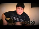 In the End- Black Veil Brides Acoustic Cover