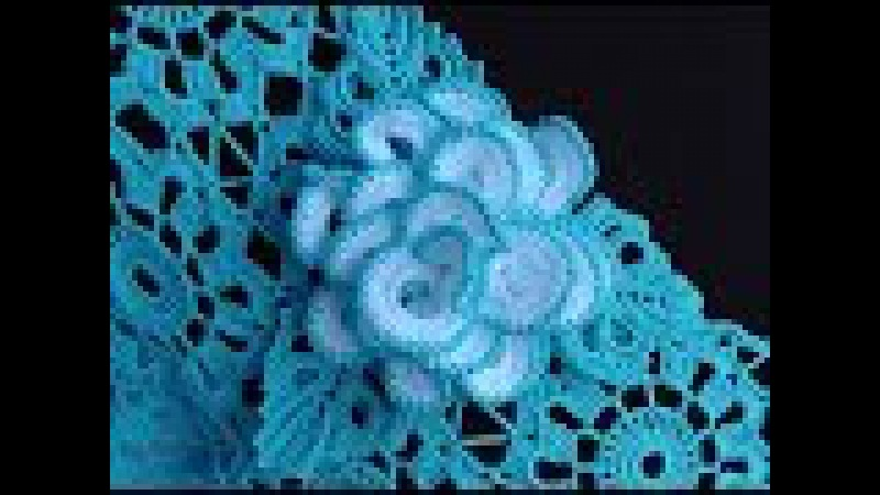 Как связать РОЗОЧКУ брошку. Вяжем розу крючком. How to crochet a rose motif. Crochet Rose Brooch