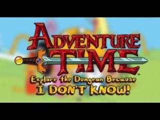 Первый клик: Adventure Time: Explore the Dungeon Because I DON'T KNOW!   1080p