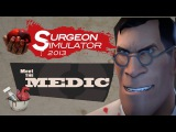Meet The Medic the DLC for Surgeon Simulator 2013