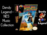 Back to the Future Part II &amp III NES Song Music Soundtrack - Stage Theme HQ High Quality Music