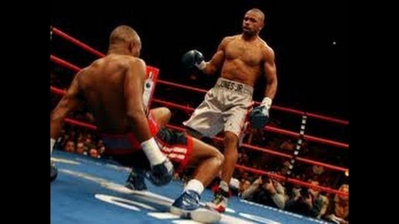Бокс Рой Джонс против Бернарда Хопкинса 22бой из 63/Roy Jones Jr vs Bernard Hopkins 22nd of 63