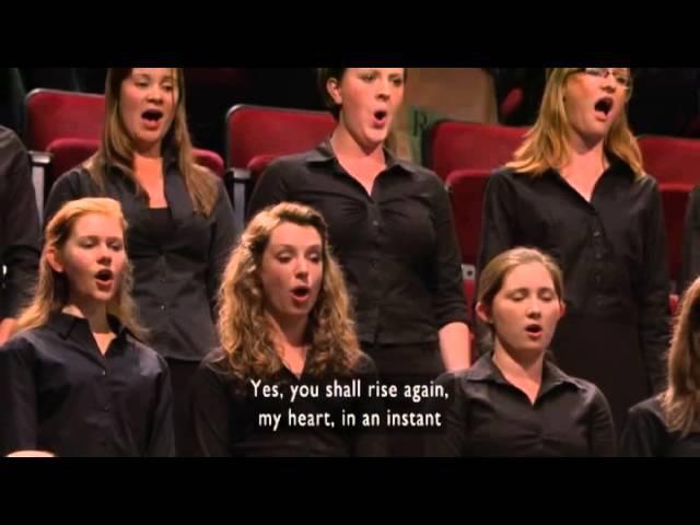 Mahler- Espectacular Final de la sinfonía nº 2 Resurreción. Dudamel dirige a la SBYO