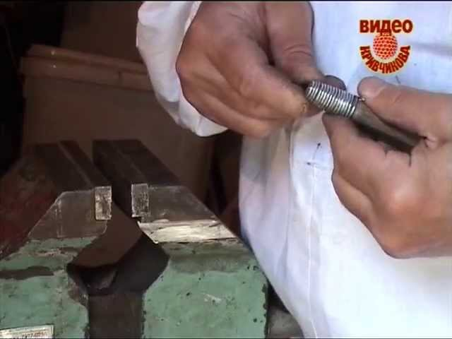 Видео Кривчикова Пружинка для маточника