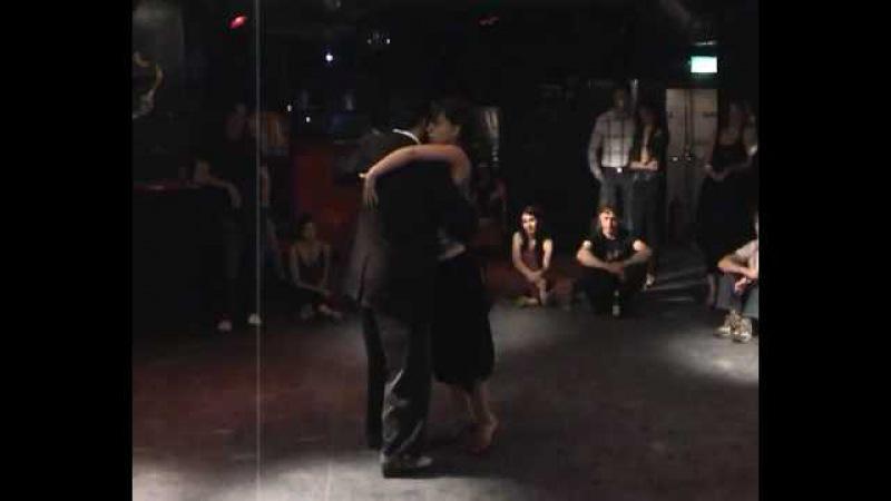 Alejandro Larenas y Marisol Morales - Milonga Criolla @ Tangology