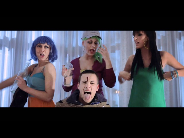 GAZDA PAJA CKE BEOGRADSKE OFFICIAL VIDEO 2012