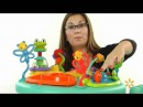 Прокат развивающих центров в Керчи Bright Starts Doodle Bugs Around We Go Baby Activity Station Walmart