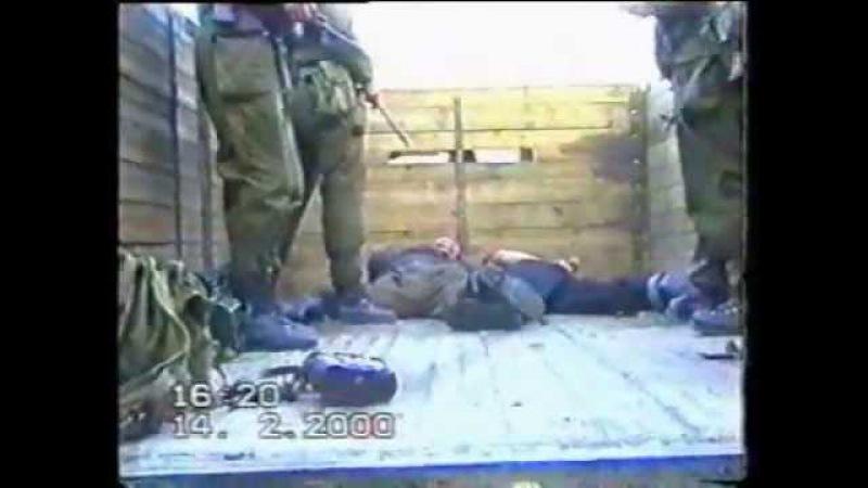Бои в Чечне Аргун
