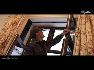 ShikMETAL - Раздвижные решетки на окна и двери класса ЛЮКС.