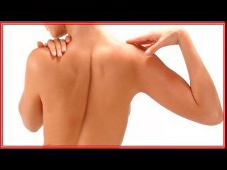 Упражнения для мышц шеи при остеохондрозе и самомассаж плеча