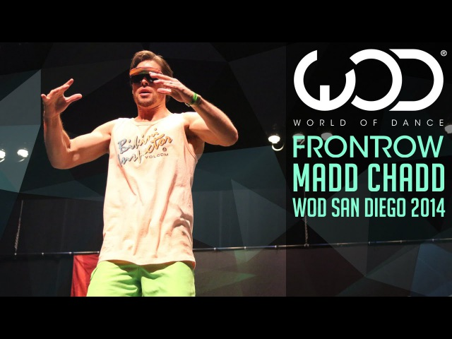 MADD CHADD | FRONTROW | World of Dance San Diego 2014 WODSD