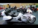 2014 Honda Gold Wing GL1800AL Walkaround - 2014 Toronto Motorcyle Show