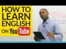 How to learn English with YouTube!