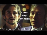 Hannibal + Will | A man like no other