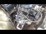 Установка карбюратора 53-20 на Audi 80. Обзор от подписчика