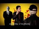 Стивен Спилберг против Альфреда Хичкока. Великая рэп битва / Русские субтитры