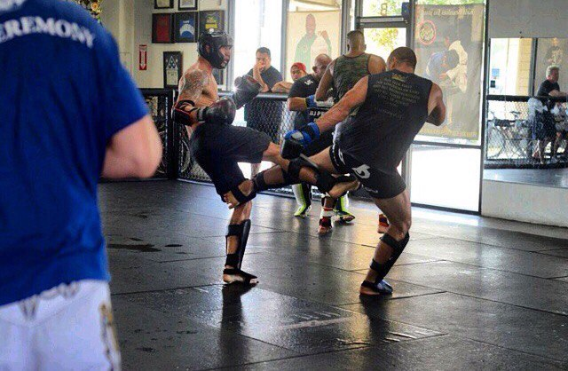 Маурисио Руа UFC 190