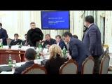 Скандальный конфликт Саакашвили и Авакова