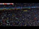УКРАИНА - СЛОВЕНИЯ 2-0 гол Селезнёв 14.11.2015