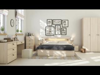 Идеи для Модного Интерьера Спальни