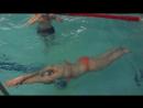 Елена Артамонова, поплавок , 1 занятие