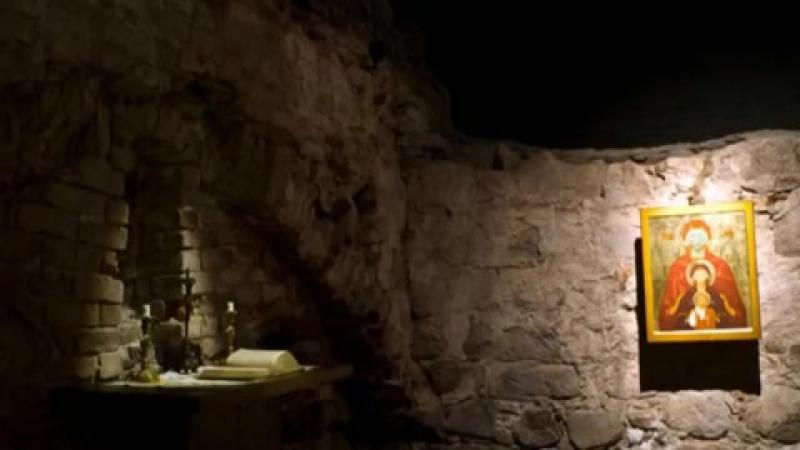 Слава Отцу и Сыну и Святому Духу и ныне и присно и во веки веков Аминь