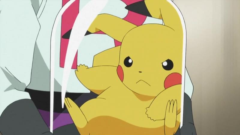 Покемон 18 сезон 29 серия (Pokemon XY)
