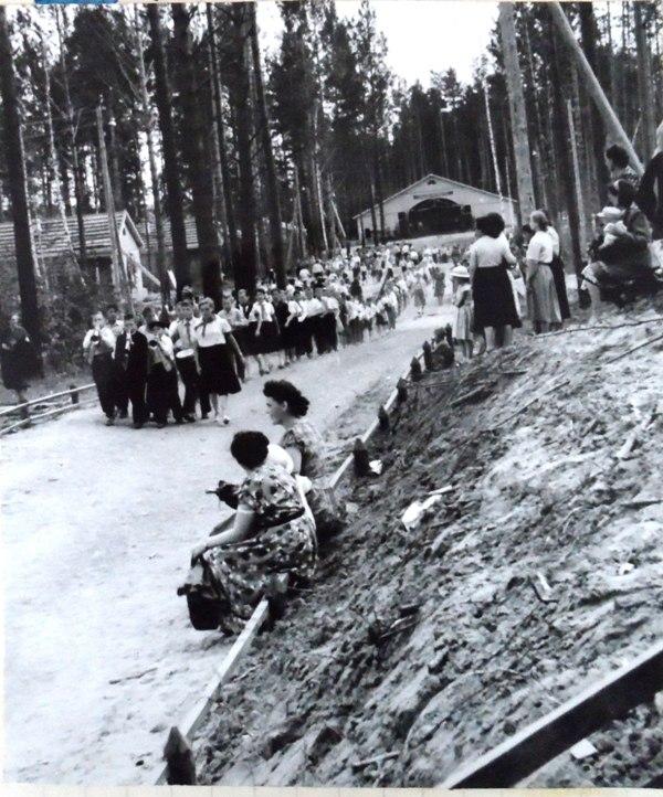 Пионерский лагерь АНГАРА