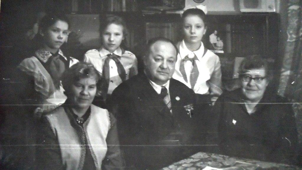 Карпов Михаил Ефимович