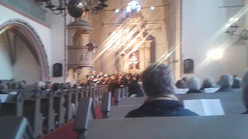 Berliner Domkantorei- Konzertreise durch Lettland