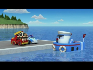 [ROBOCAR POLI][S1] 17.Please, Cleany