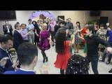 Подарок танец на свадьбу от друзей. Свадьба . Радик - Диана .05.12.2015.
