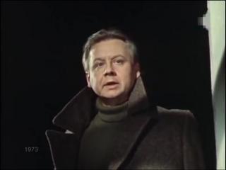Александр Твардовский. Переправа. Читает Олег Табаков.1979