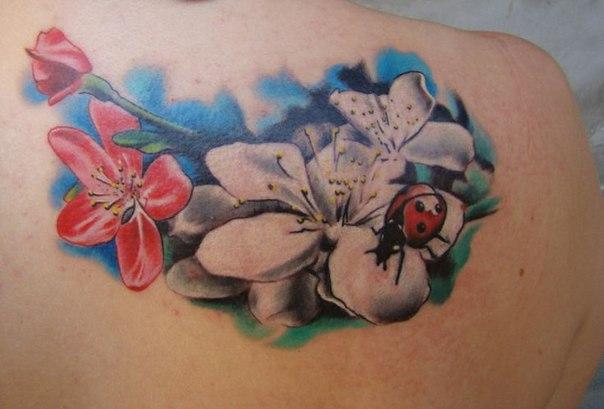 Значение татуировки пистолет Символика тату