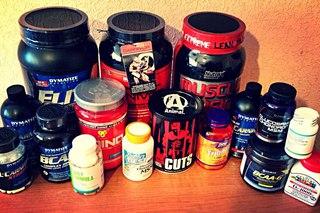 спортивное питание на дом