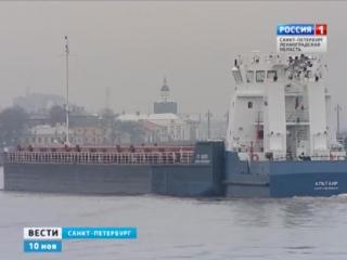 Хмурая и дождливая погода в Петербург и область пришла до конца недели.