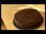 Торт Шоколадный. Видео Рецепт Шоколадного Торта!!!