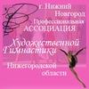 Ассоциация худ. гимнастики Нижегородской области