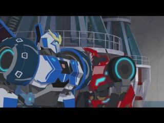 Трансформеры: Скрытые роботы 1 сезон 13 серия (2015) [Русский дубляж]