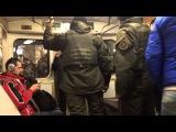 Иисус отхватил перцовкой от Киевской полиции