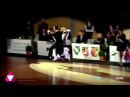 Paolo Bosco - Joane Clifton | winner's quickstep | Brno Open 2013, WDSF PD standard