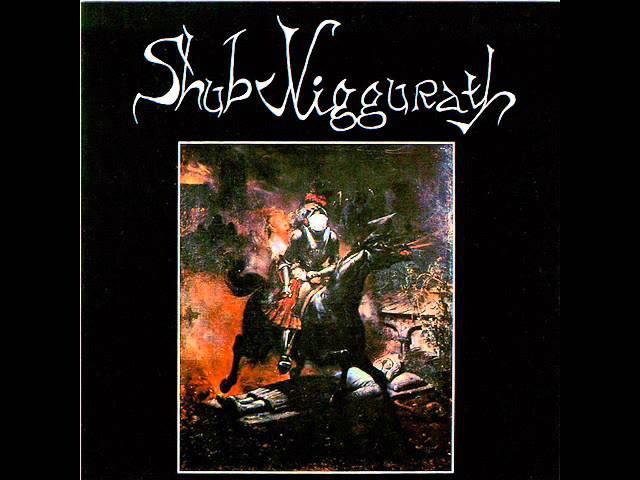 Shub Niggurath France Les Morts Vont Vite Full Album