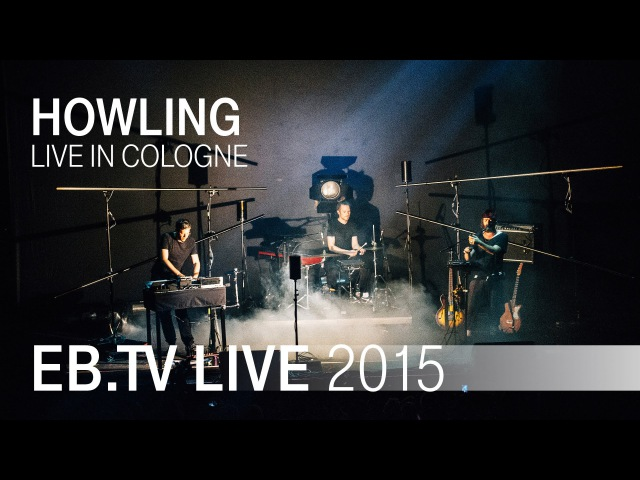 HOWLING live in Cologne (2015)