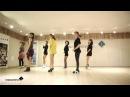 Song Jieun 송지은 예쁜 나이 25살 Dance Practice Ver Mirrored
