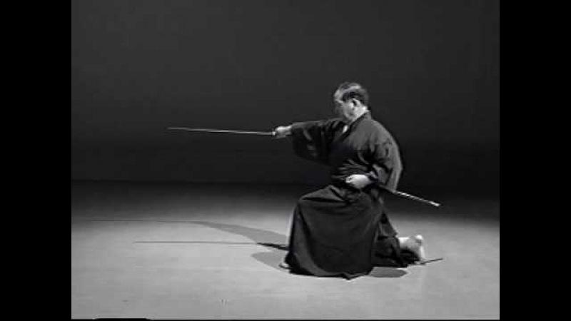 2. Iaido Kata Seitei 02 Nihon-me - Ushiro - High quality - www.thesamuraiworkshop.com